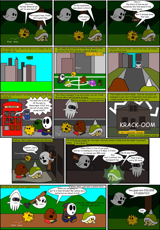 Page 17: Origin Story