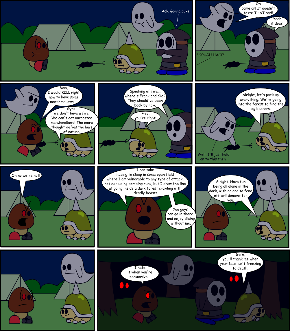 Page 5: Later That Evening...