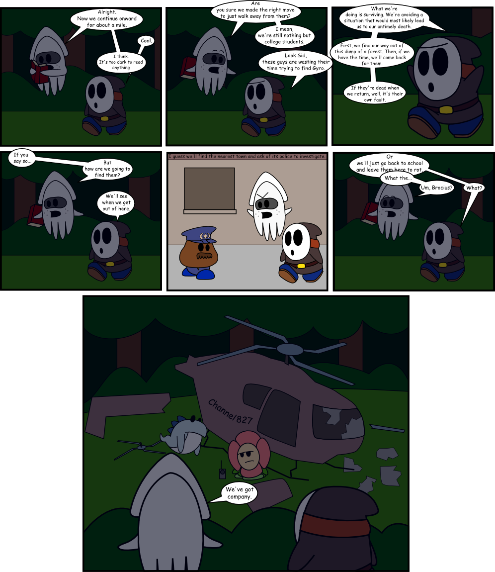 Page 23: Broken News