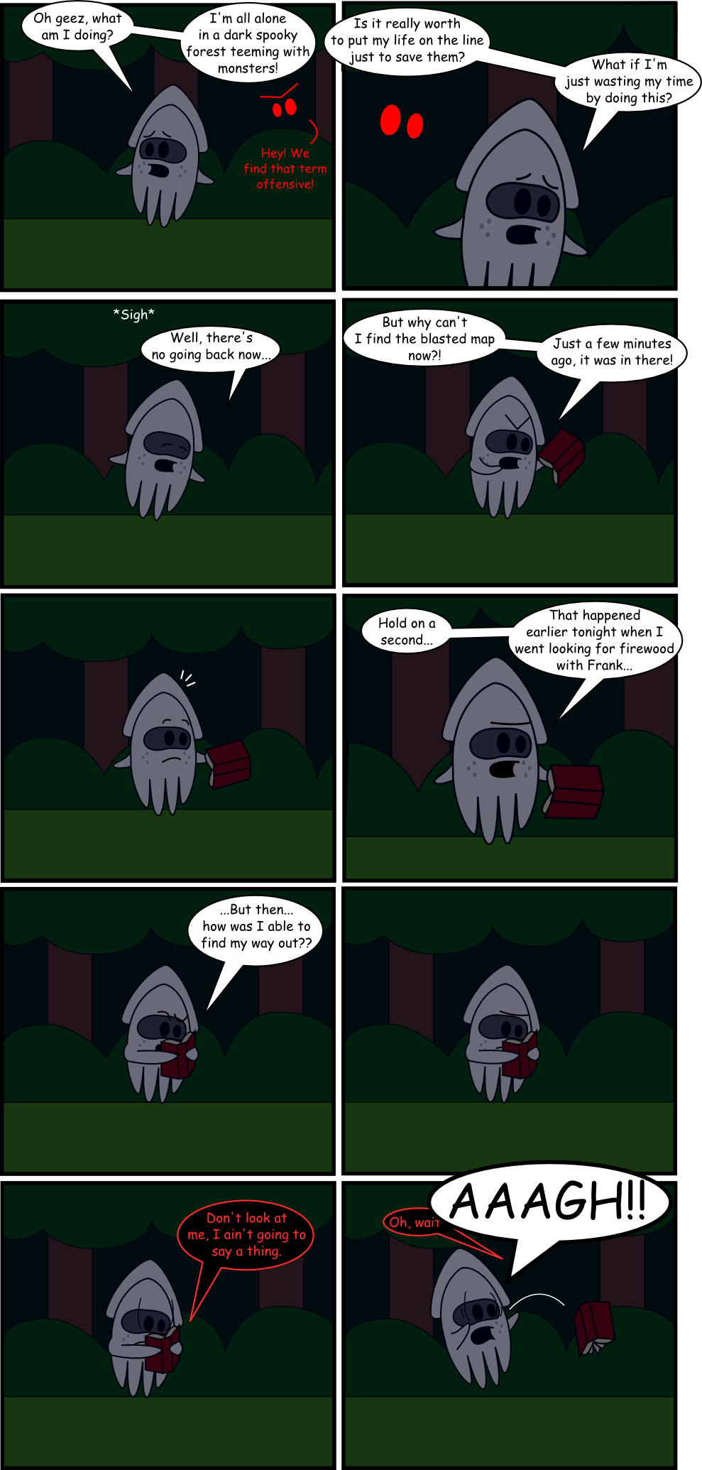 Page 44: Outside Interference